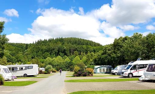 Lucksall Caravan & Camping Park