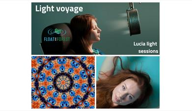 Lucia Light Machine Relaxation Therapy