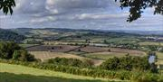 View from Coppett Hill