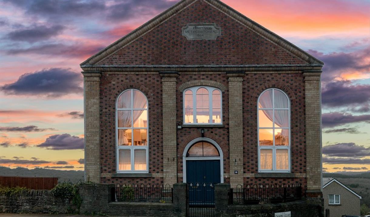 Pew Corner - Luxury Converted Chapel Chamber