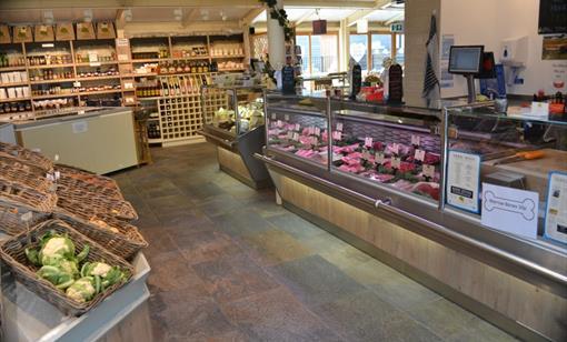 Hanley Farm Shop