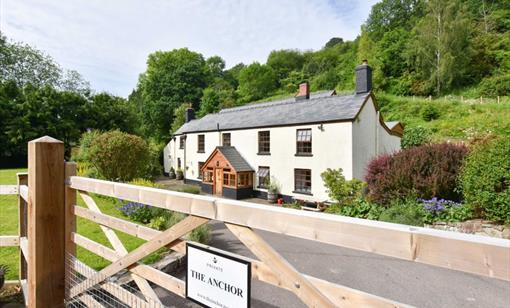 The Anchor in Lydbrook