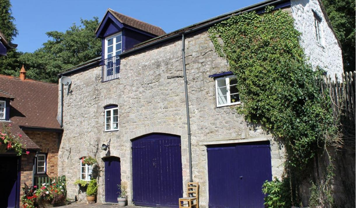 Wye Valley Arts Centre Cottages
