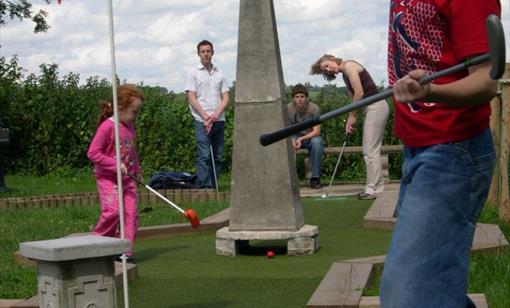 Wye Valley Miniature Golf