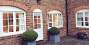 Wharton Lodge Cottages - Elgar, Grosvenor & Harewood