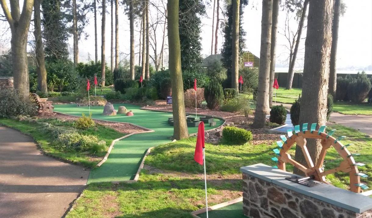 Krazy Golf - Lydney