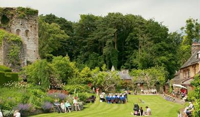 Usk Open Gardens
