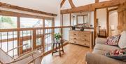 Thatch Close Cottages - Bramble's Barn Mezzanine