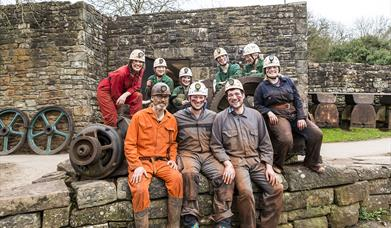 Adventure Caving in Clearwell