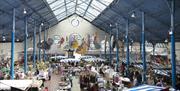 Abergavenny Market Hall