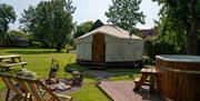 Mrs Mills' Yurts