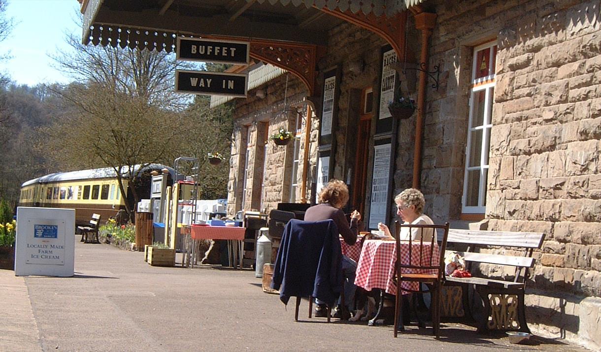 Old Station Tea Room