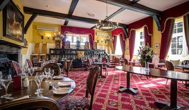 The Speech House Hotel | Restaurant near Coleford Forest of Dean