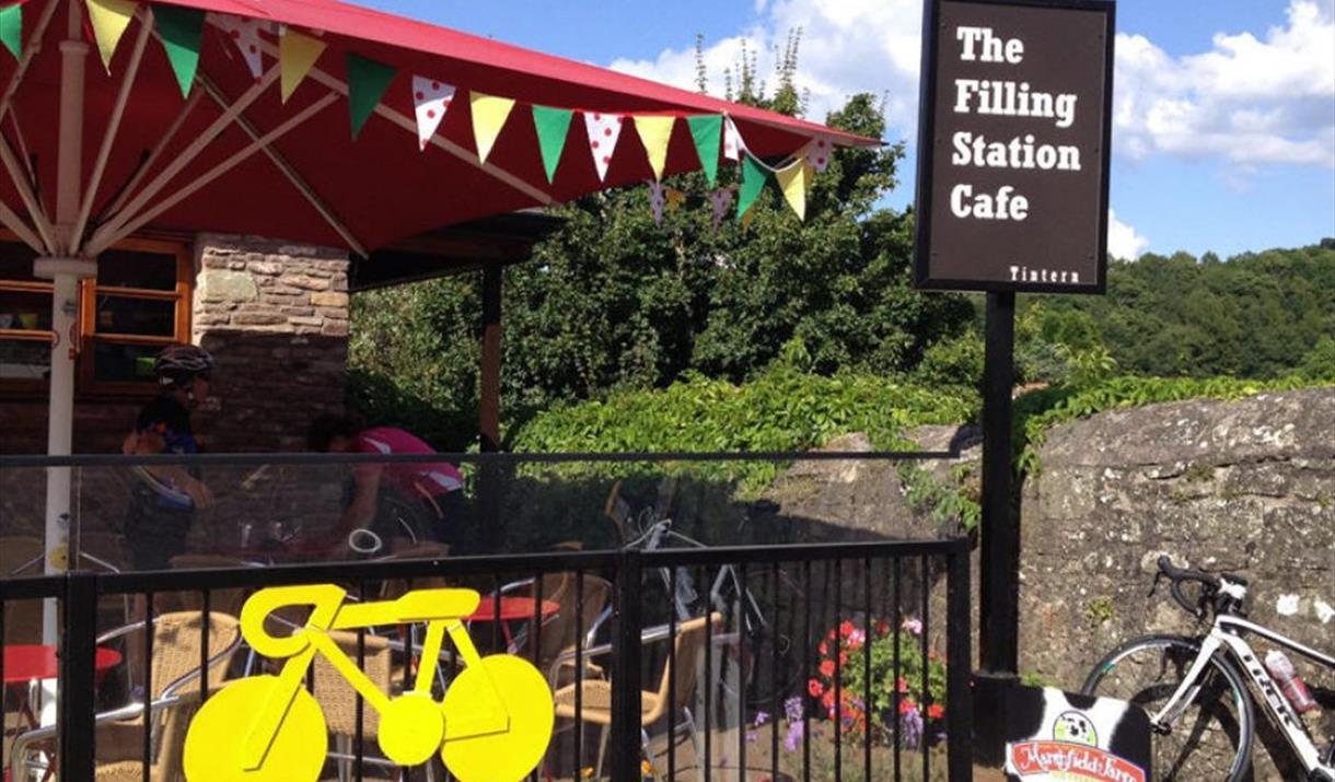 The Filling Station Cafe, Tintern
