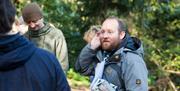 Ed Drewitt - naturalist, author and wildlife detective