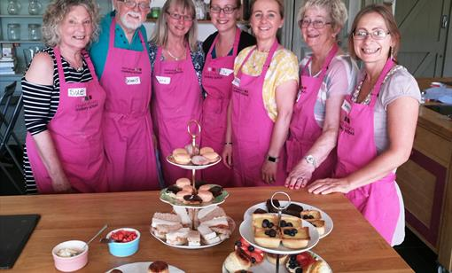 Afternoon Tea Experience at Harts Barn Cookery School