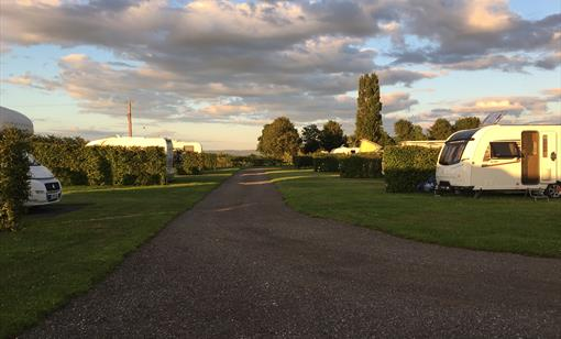 Severn Valley Touring Caravan and Camping Site