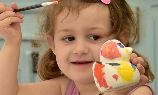 Children's Summer Activities at Taurus Crafts