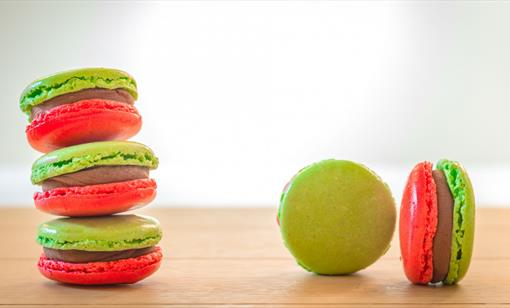 Online - Macarons at Harts Barn Cookery School