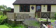 Maple Lodge at The Rock - Self Catering accommodation in the Forest of Dean near Symonds Yat