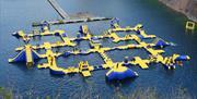 Atlantis Aqua Park - Inflatable Water Park at the National Diving & Activity Centre