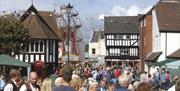 Newent's annual Onion Fayre