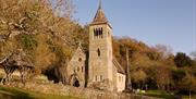 Welsh Bicknor Church