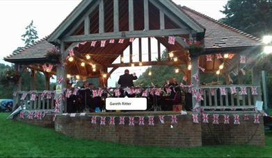 Bands in the Park in Ross-on-Wye