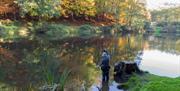 Soudley Ponds near Cinderford