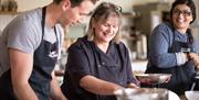 Forage and Feast at Harts Barn Cookery School