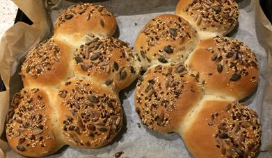 Breadmaking at Humble by Nature