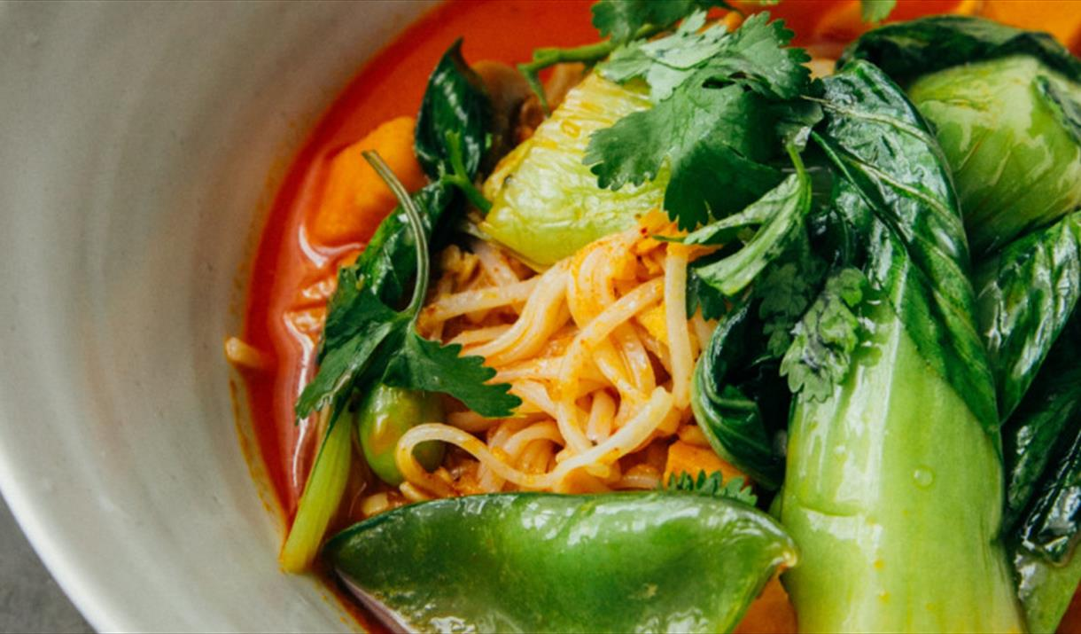 THAI COOKERY at Harts Barn Cookery School