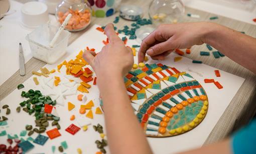 Family Mosaic Workshop