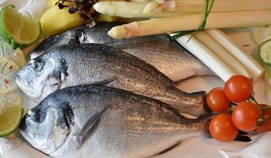 Simply Fish & Shellfish at Harts Barn Cookery School
