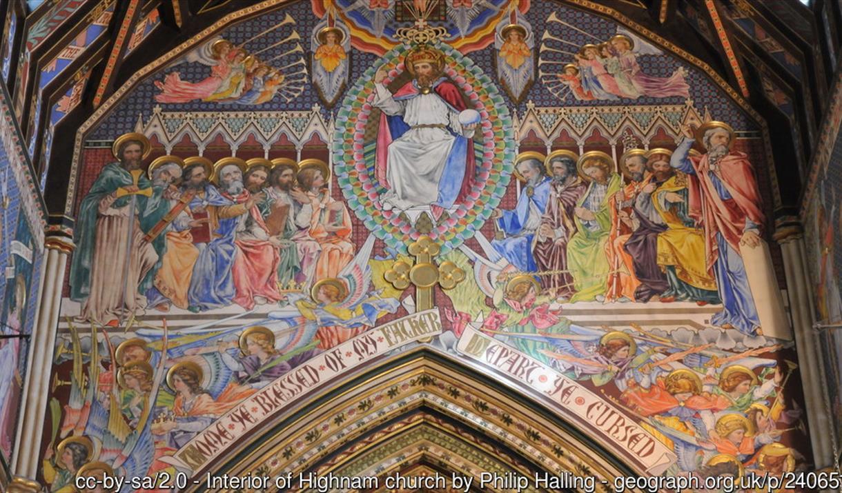 Highnam Church - Holy Innocents