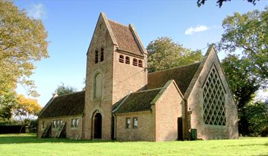 Kempley Church - St Edwards
