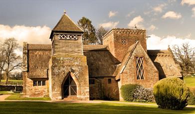 Brockhampton Church - All Saints