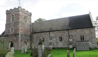 Woolaston Church - St Andrews