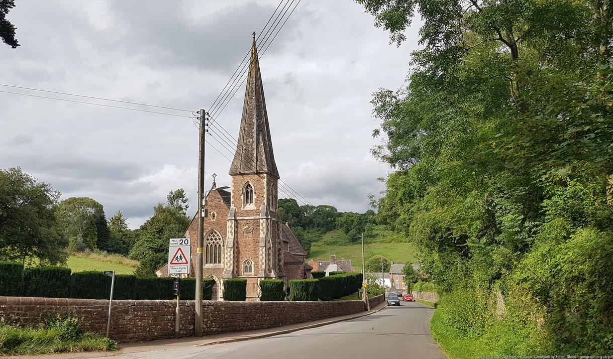 Clearwell Church - St Peter's