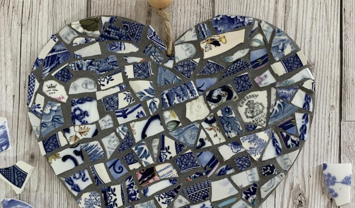 Greek 'Mamma Mia' Mosaic Experience