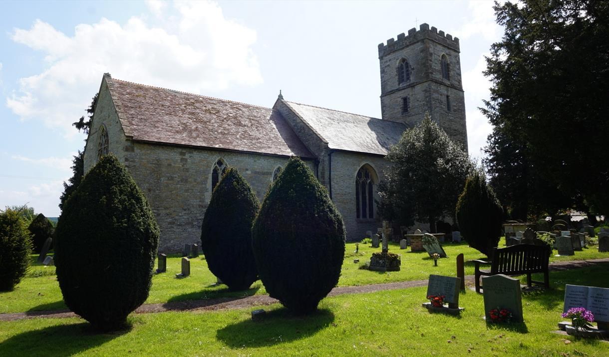 Hartpury Church - St Mary's
