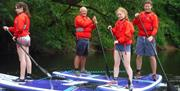 Stand-Up Paddle Boarding Experience with Inspire2Adventure