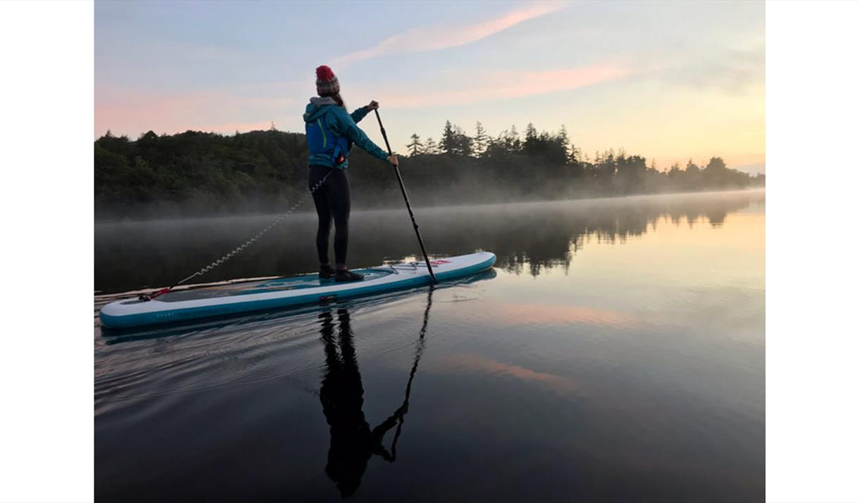 SUP Starry Night Adventure at Paddleboarding Adventures