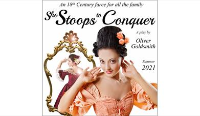 She Stoops to Conquer - outdoor play by Rain or Shine Theatre Company