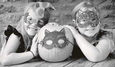 Children's Halloween & Half-Term Activities at Taurus Crafts
