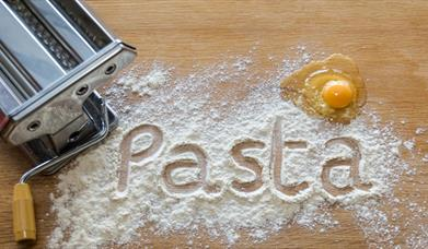 PASTA MAKING at Harts Barn Cookery School