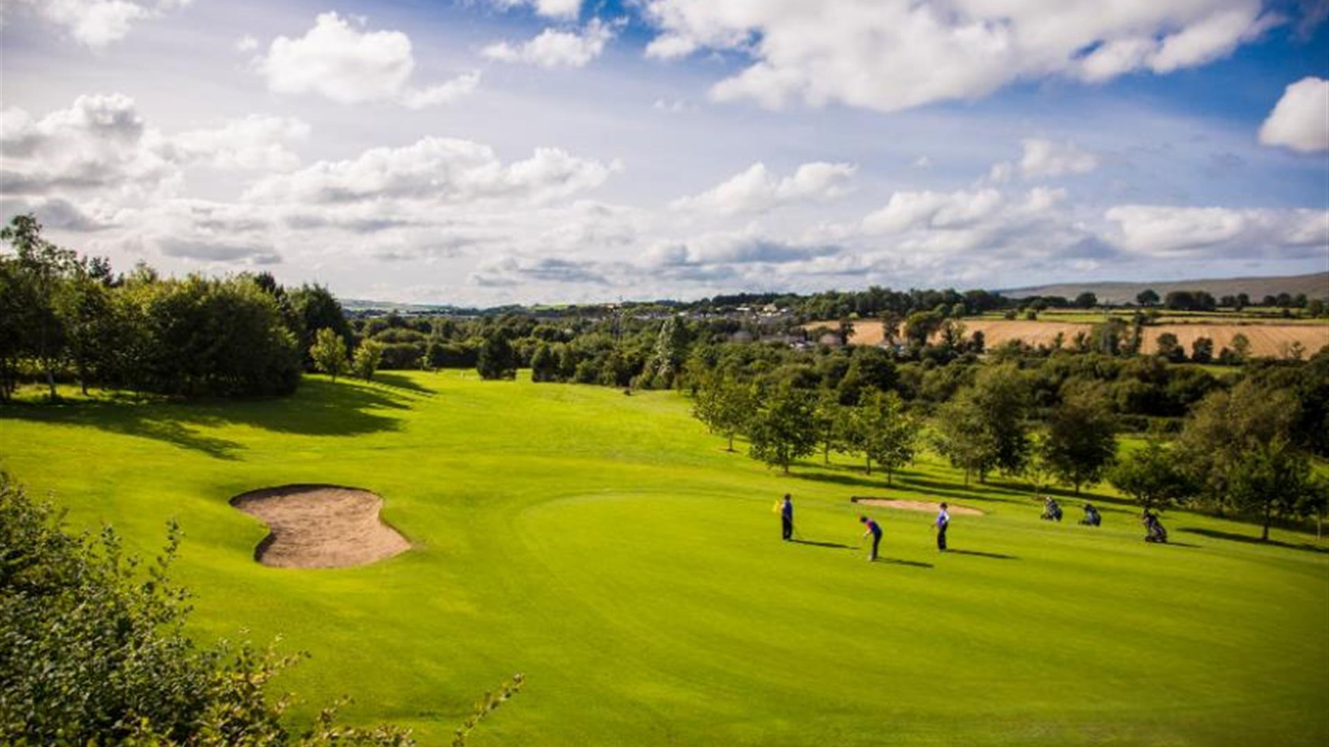 Foyle Golf Centre