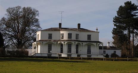Brook Hall (Heritage Trail)