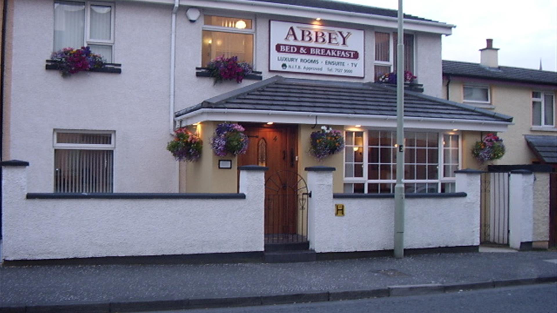 Abbey Accommodation