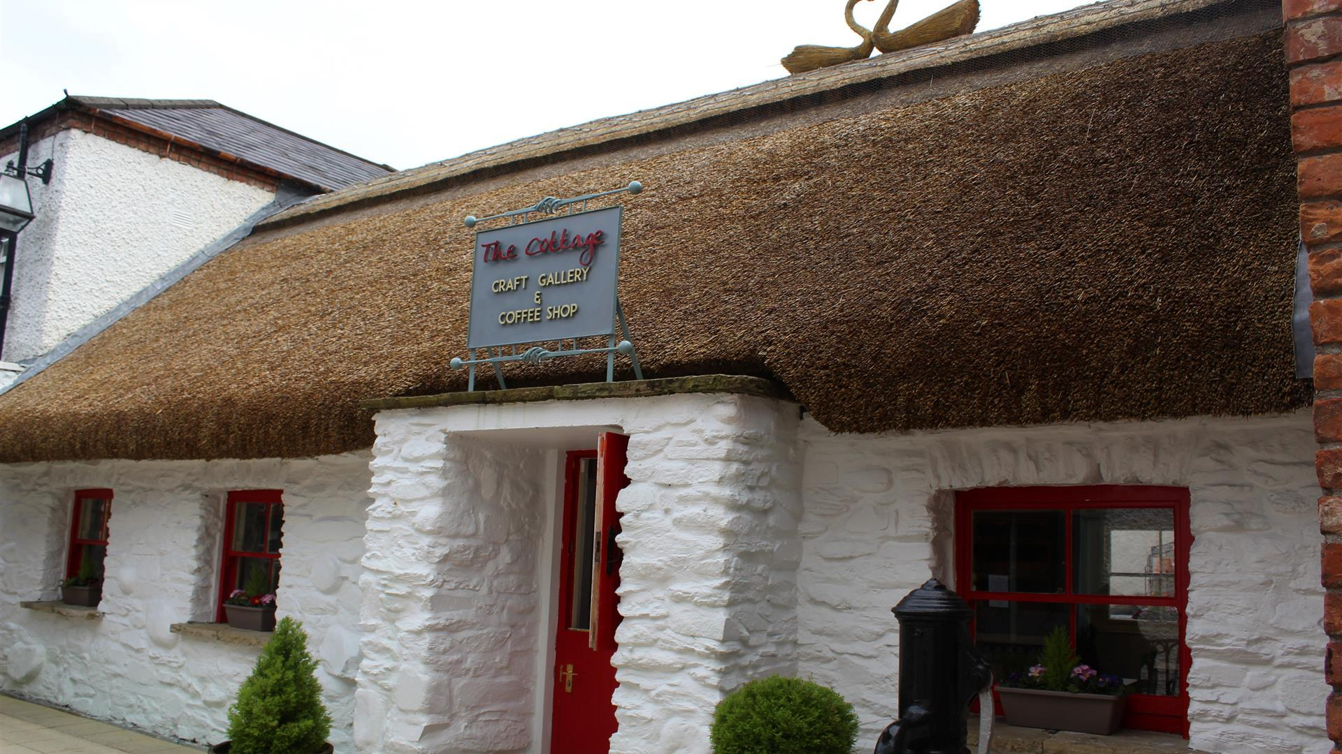 The Cottage Craft Gallery and Coffee Shop